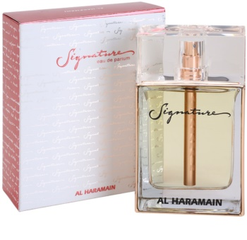 Al Haramain Signature Eau de Parfum Damen 100 ml