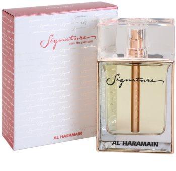 Al Haramain Signature Eau de Parfum für Damen 100 ml