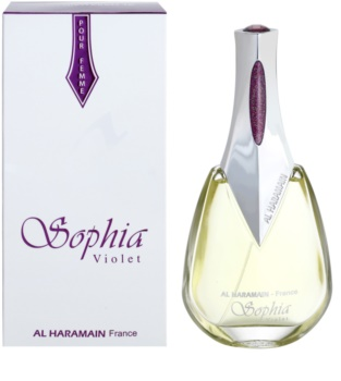 Al Haramain Sophia Violet Eau de Parfum for Women 100 ml