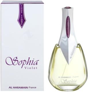 Al Haramain Sophia Violet eau de parfum pour femme