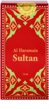 Al Haramain Sultan huile parfumée mixte 12 ml
