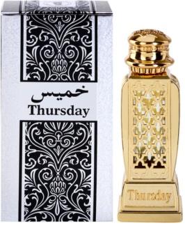 Al Haramain Thursday eau de parfum per donna 15 ml