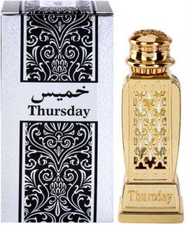 Al Haramain Thursday eau de parfum pour femme 15 ml