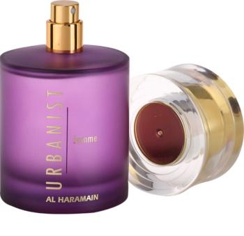 Al Haramain Urbanist Femme eau de parfum pour femme 100 ml