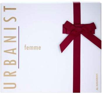 Al Haramain Urbanist Femme confezione regalo I.