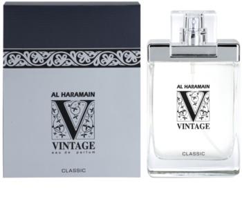 Al Haramain Vintage Classic парфюмна вода за мъже 100 мл.