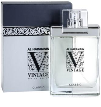 Al Haramain Vintage Classic Eau de Parfum Herren 100 ml