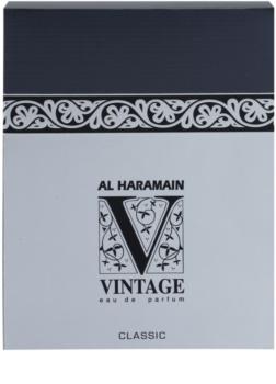 Al Haramain Vintage Classic eau de parfum pour homme 100 ml