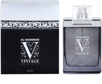 Al Haramain Vintage Noir Eau de Parfum für Herren 100 ml