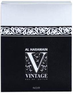 Al Haramain Vintage Noir eau de parfum per uomo 100 ml