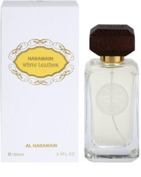 Al Haramain White Leather parfumska voda uniseks 100 ml