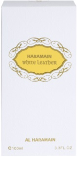 Al Haramain White Leather Eau de Parfum unisex 100 μλ