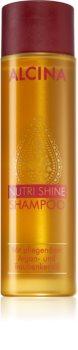 Alcina Nutri Shine поживний шампунь з аргановою олійкою