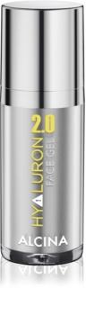 Alcina Hyaluron 2.0 Gesichtsgel mit glättender Wirkung