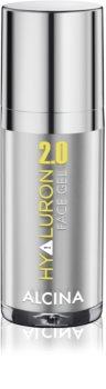 Alcina Hyaluron 2.0 Gezichtsgel  met Glad makende Effect