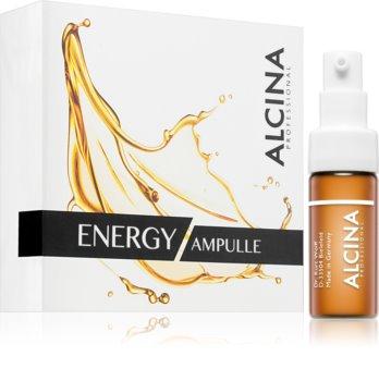 Alcina Effective Care energetizáló ellátás fáradt bőrre