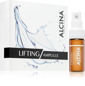 Alcina Effective Care lifting ápolás azonnali hatással