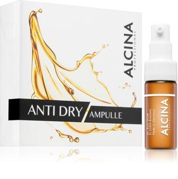 Alcina Effective Care ráncellenes ápolás száraz és nagyon száraz bőrre