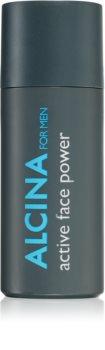 Alcina For Men aktív gél arcra a bőr intenzív hidratálásához