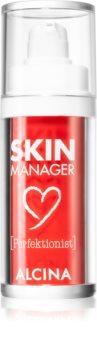 Alcina Skin Manager Perfektionist pudrový fluid pro dokonale matnou pleť