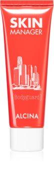 Alcina Skin Manager Bodyguard bőrápoló a szennyezett levegő ellen
