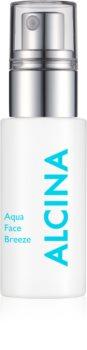 Alcina Summer Breeze Aqua Face Breeze fiksator make-upa