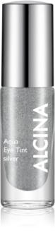 Alcina Summer Breeze Aqua Eye Tint dvojfázové očné tiene s metalickým efektom