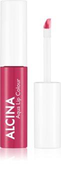Alcina Summer Breeze Aqua Lip Colour luciu de buze rezistent