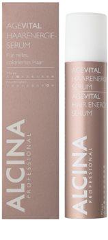 Alcina AgeVital energetizáló szérum a hajra festett hajra
