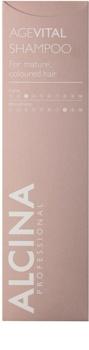 Alcina AgeVital šampon pro barvené vlasy