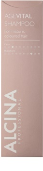 Alcina AgeVital szampon do włosów farbowanych