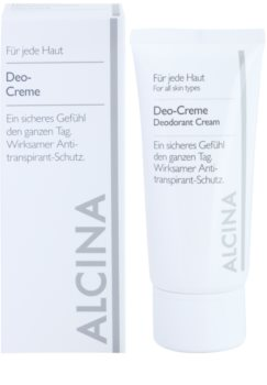 Alcina For All Skin Types Deo Cream