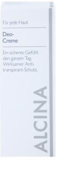 Alcina For All Skin Types deo-krém