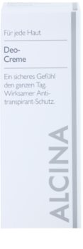 Alcina For All Skin Types deo-krema