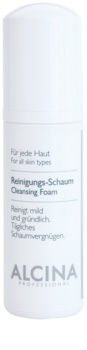 Alcina For All Skin Types Cleansing Foam With Panthenol