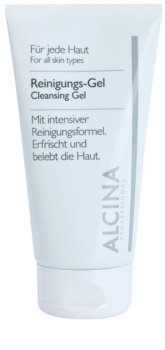 Alcina For All Skin Types gel detergente con aloe vera e zinco