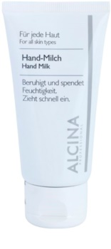 Alcina For All Skin Types Milch für die Hände gegen die Austrocknung der Haut