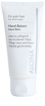 Alcina For All Skin Types balzam na ruky pre suchú a popraskanú pokožku