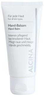Alcina For All Skin Types balzsam a kezekre a száraz és repedezett bőrre