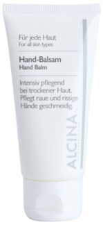 Alcina For All Skin Types baume mains pour peaux sèches et gercées