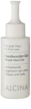Alcina For All Skin Types gel limpiador para manos
