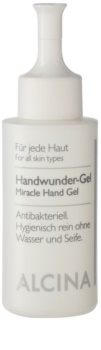 Alcina For All Skin Types почистващ гел  за ръце
