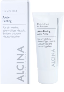 Alcina For All Skin Types Active Exfoliator for Soft and Smooth Skin