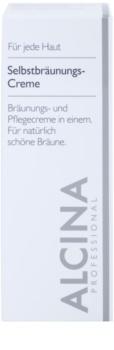 Alcina For All Skin Types Gesicht Selbstbräunungscreme