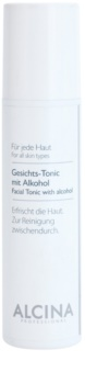 Alcina For All Skin Types alkoholos tonik arcra