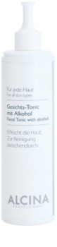 Alcina For All Skin Types lotion tonique visage à l'alcool