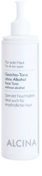 Alcina For All Skin Types Facial Toner Without Alcohol