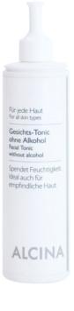 Alcina For All Skin Types тонік для шкіри без алкоголя