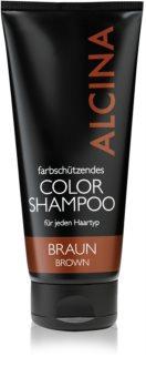 Alcina Color Brown šampón pre hnedé odtiene vlasov