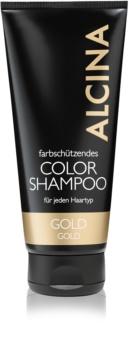 Alcina Color Gold Shampoo  voor Warme Blond Tinten